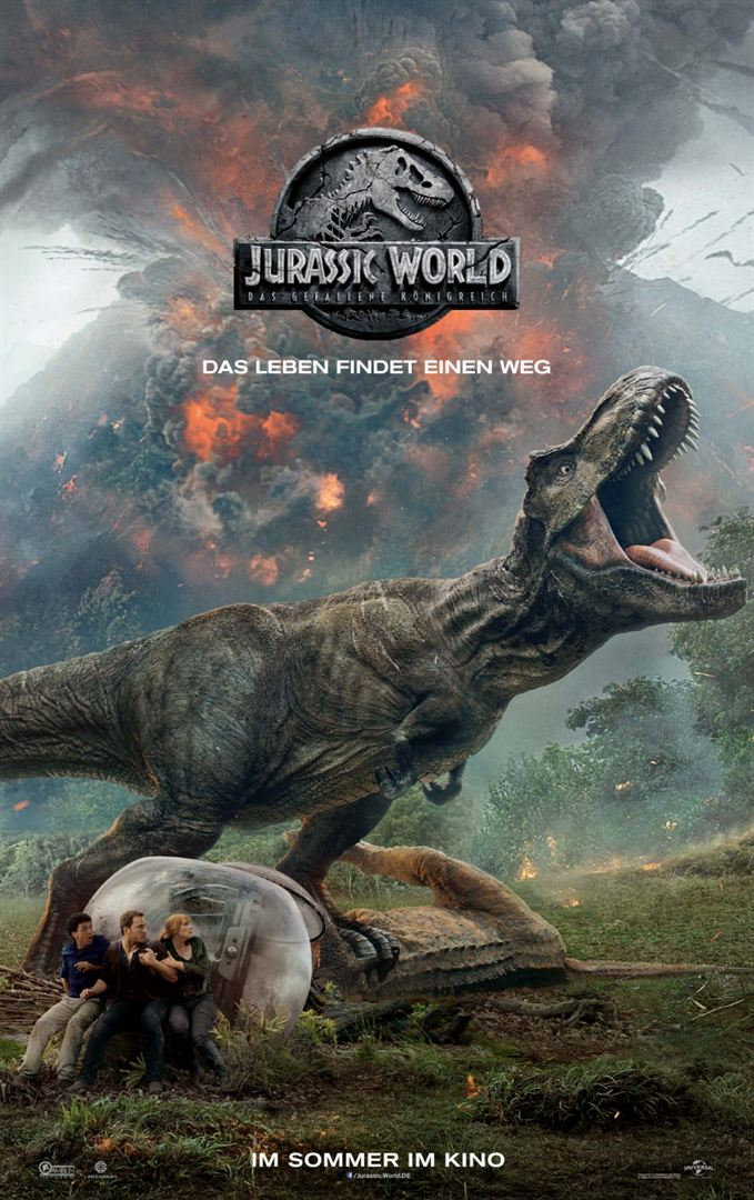 Jurassic World - Das gefallene Königreich