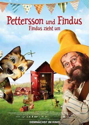 Pettersson & Findus - Findus zieht um
